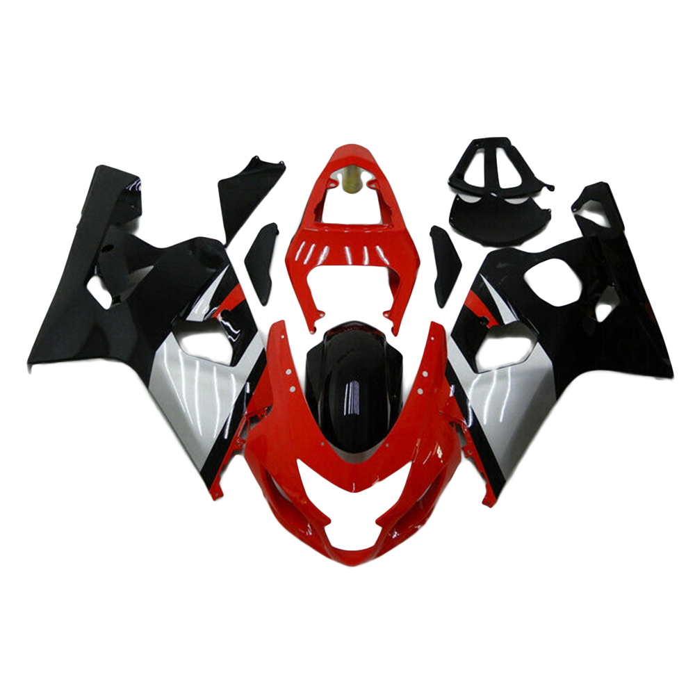 For 2004-2005 SUZUKI GSXR600 GSXR750 06 <font><b>07</b></font> <font><b>GSXR</b></font> GSX-R <font><b>600</b></font> 750 K4 K5 Motorcycle Complete <font><b>Fairings</b></font> <font><b>Kit</b></font> Full Body <font><b>Kit</b></font> image