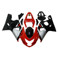 For 2004 2005 SUZUKI GSXR600 GSXR750 06 07 GSXR GSX R 600 750 K4 K5 Motorcycle Complete Fairings Kit Full Body Kit