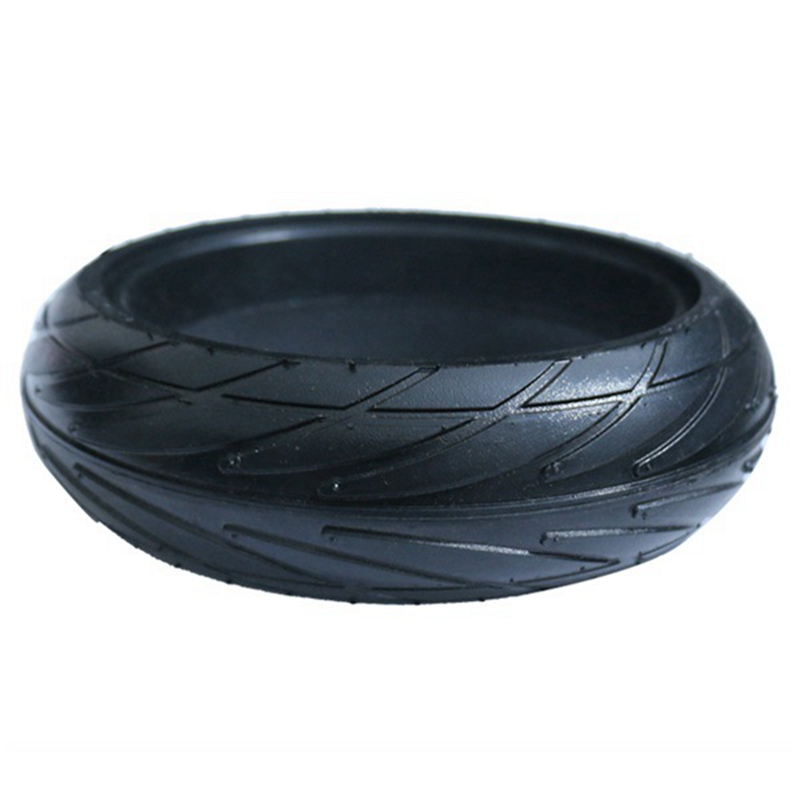 8 Inch Updated Tire For Xiaomi Ninebot ES1 ES2 Scooter Solid Tyre Non-Pneumatic Wheel Tubes Tire For Xiaomi Electric Scooter