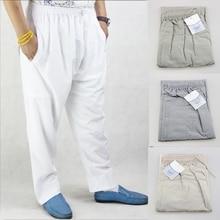 Uomini Abaya Arabo Musulmano Islamico Pantaloni Arabo Ramadan Pantaloni Arabia Saudita Mubarak Pakistan Abbigliamento Gamba Larga Sciolto Cotone Gonne E Pantaloni