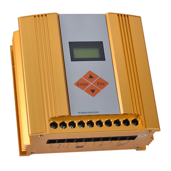 High-quality 12V/24V MPPT 600W Charging Controller High-end Type LCD Display Wind And Solar Hybrid Power Controller SSWC061224TA