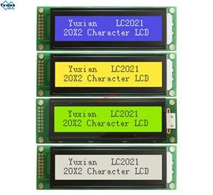 Image 1 - LCD ekran modülü 2002 20X2 mavi yeşil LC2021 yerine WH2002A AC202D LHD44780