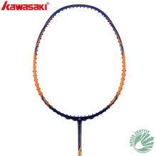 New 2021 Kawasaki Badminton Racket Speed Ninja X266 Attack Firefox 3370 for Men and Women Carbon Single Racquet With Free Grip