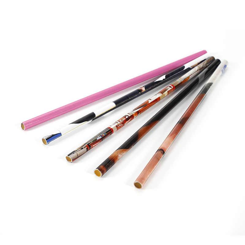 מכירה לוהטת מקצועי קל לשימוש 2Pcs שעוות פיקר עיפרון קטיף כלים עבור Gems Rhinestones קריסטל אמנות ציפורן איפור כלי