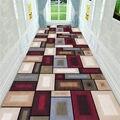 Коврики для кухни в скандинавском стиле  прикроватные коврики  коврик для столовой  современный простой геометрический узор  ковры для гост...