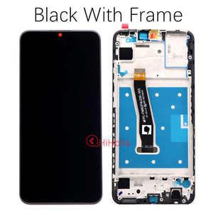 Image 2 - HiHolla Display For Huawei P Smart 2019 LCD Display Touch Screen Digitizer P Smart 2019 LCD With Frame Replace POT LX1 L21 LX3
