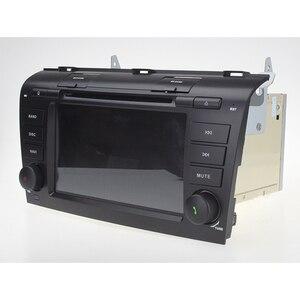 "Image 3 - 7 ""PX6 DSP Hexa Core אנדרואיד 10 AutoRadio DVD לרכב סטריאו נגן עבור MAZDA3 מאזדה 3 2004 2009 bluetooth GPS ניווט SD RDS BT"