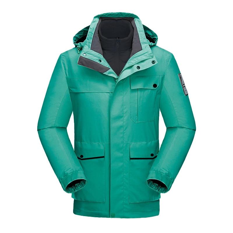 Mens Waterproof Ski Snowboard Jacket Down Snowsuit Snowboard Jacket Womens Winter Ski Jacket Vestes De Ski Winter Clothes BI50SJ