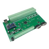 industrial logical controller PLC programmable ifttt automatic home automation analog digital input pcb board rs232 485 ethernet