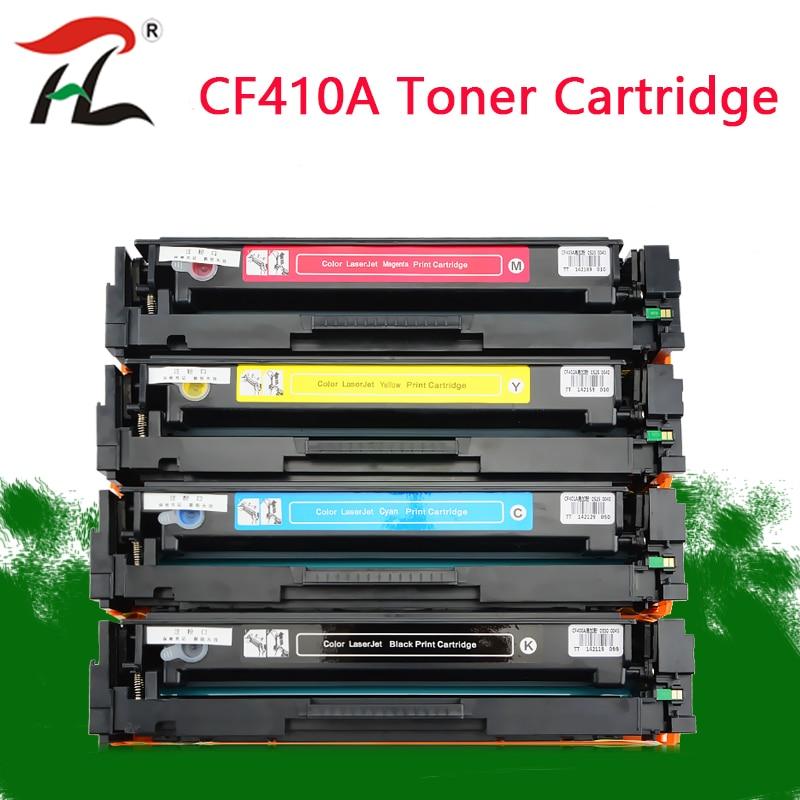 1PK CF413X Magenta Toner Cartridge for HP CF410X LaserJet Pro MFP M377 M452 M477