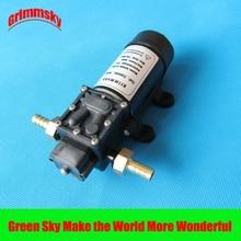 new arrival high flow 13l/min 12v dc 80w gasoline suction pump