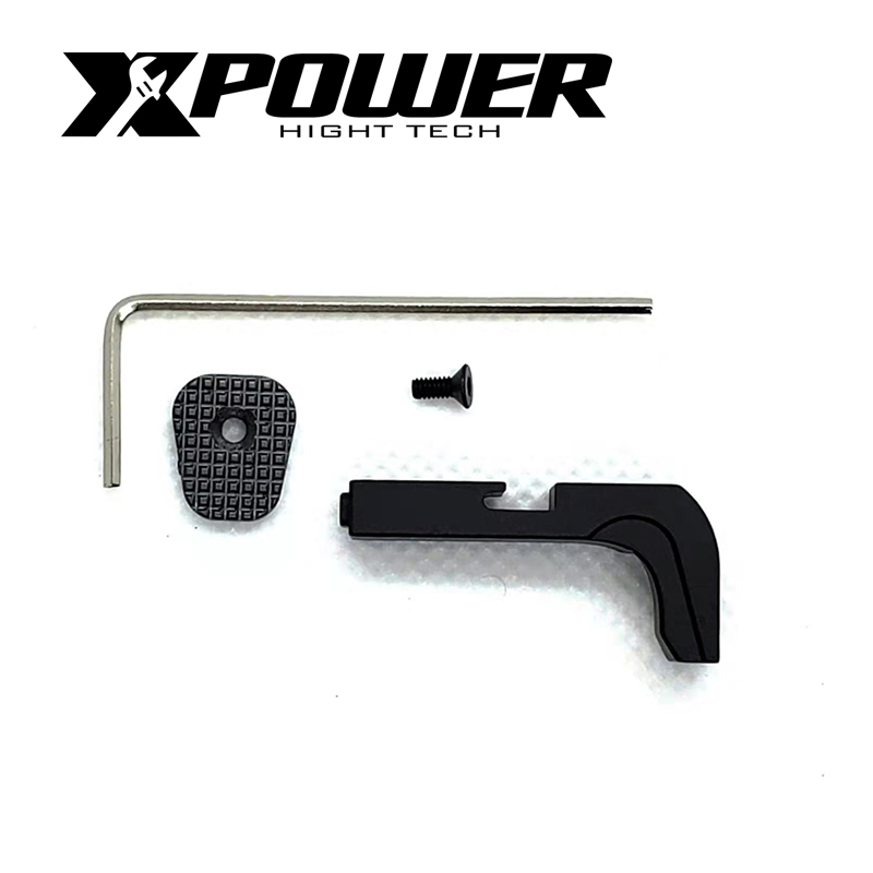 XPOWER GLOCK TM Part Of The G17 MAG Release Kirin Industry Can Be Fitted With KUblai P1 Training Gun Accessories