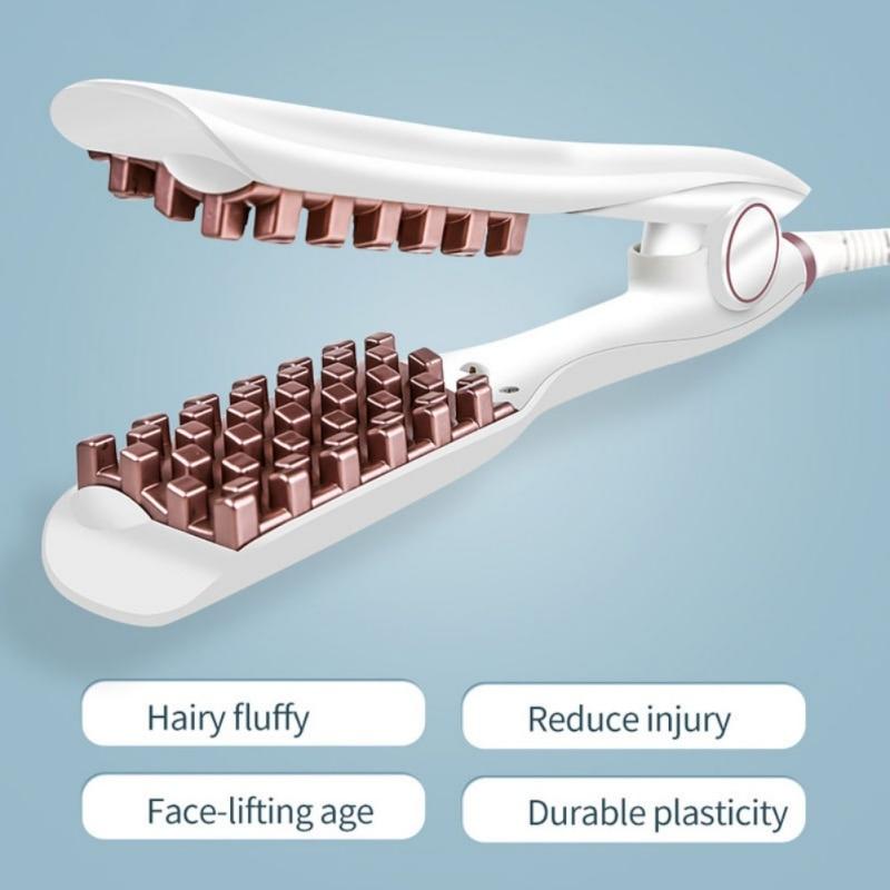 Hair Crimping Iron Splint Hair Fluffy Artifact Corn Perm Styling Tool Men And Women Do Not Hurt Hair Curlers New