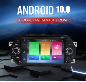 """Image 2 - Android10.0 Car GPS Navigation DVD Player for Fiat Tipo Egea 2015 2016 2017 4G RAM Audio Video Radio FM RDS Stereo 7"""" Multimedia"""