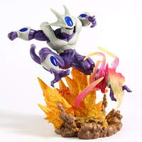 Dragon Ball Z Cooler Coora Final Form Battle Ver. PVC Figure Collectible Model Toy