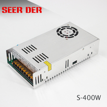 S 400W 12v 24v 48v Hot Sale CCTV Camera AC DC 30 Amp Power Supply
