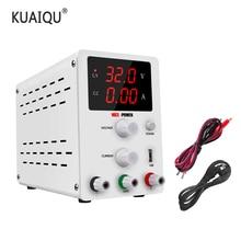 Schalt Labor Netzteil Labor 30V 10A Bank Quelle Digital Regler Einstellbare DC Power Liefert usb schnittstelle 5V 2A
