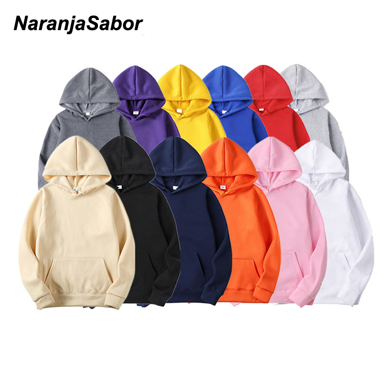 NaranjaSabor Men Hoodie 2020 Spring Autumn Male Hip Hop Streetwear Men's Quality Pullover Sweatshirts Mens Brand Clothing N635