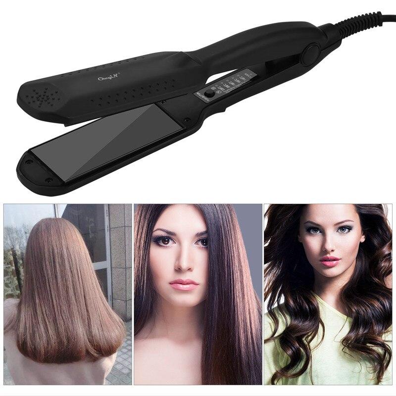 Ckeyin alisador de cabelo e modelador de