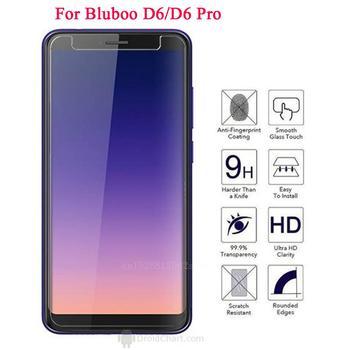 Перейти на Алиэкспресс и купить Закаленное стекло для Bluboo D6 Pro стекло на телефон пленка защитная пленка для экрана для Bluboo D6 стекло