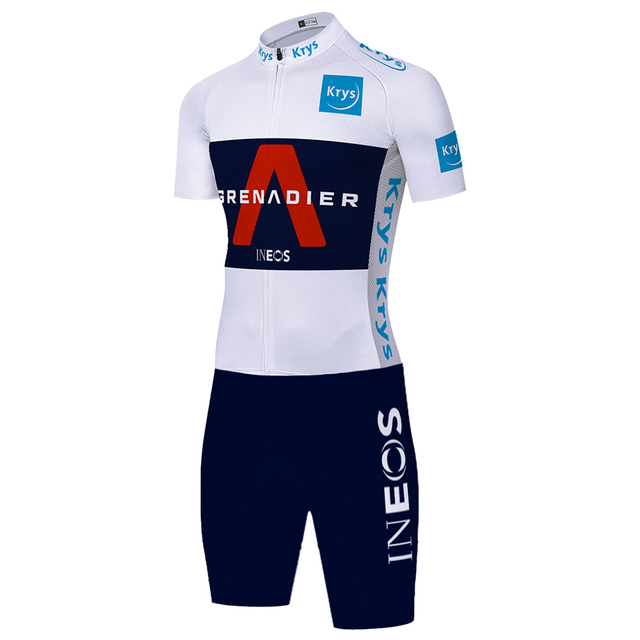 2020 equipe ineos ciclismo skinsuit men camisa de ciclismo granadier macacão corrida estrada skinsuit camisa completa ciclismo 3
