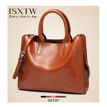 ISXTW 2019 New Luxury Fashion Womens Bag Ladies Shoulder Diagonal Package Large Capacity Retro Autumn,Winter / A11