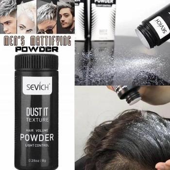 Włosy włókno budowlane proszek Volumizing amp Texturizing matujący proszek mężczyźni kobiety olej usuń szybkie włosy matujący proszek tanie i dobre opinie MISS ROSE Pomades Waxes Pomady i woski Hair Mattifying Powder 1 x Hair Mattifying Powder Shown as pictures Hair Design Styling Gel