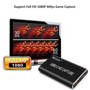 Image 4 - 1080P 60fps Full HD וידאו מקליט HDMI כדי USB 3.0 סוג C וידאו לכידת כרטיס מכשיר עבור Winodws Mac לינוקס הזרמה