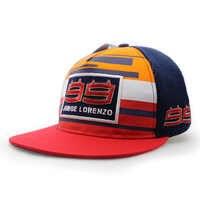 Baseball Caps Embroidery Mens Womens Motorcycle Fans Cap Jorge lorenzo 99 Snapback Hats Bone Hip Hop Cap Hat Racing Car Moto Gp