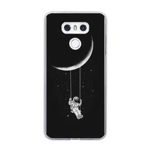 Image 3 - ciciber Case For LG G7 G6 V40 V35 V30 V20 THINQ Silicone Phone Case Cute Moon Cases For LG K8 K10 K4 2017 2018 K9 K11 Plus Case