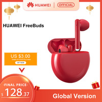 In stock Original HUAWEI FreeBuds 3 FreeBuds3 Bluetooth Earphone TWS Wireless Earphone Kirin A1 Chip ANC Function Original