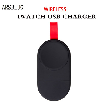 BSYDZKJGS Portable Wireless Charger for Apple Watch Series 4/3/2/1 Magnetic Wireless Charging for Apple Watch Fast USB Charger