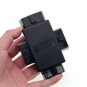 Image 5 - Xe OBD2 một chia thứ ba đầu nối nam nữ dây 16Pin cắm OBDII ổ cắm