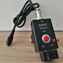 กล้องรีโมทคอนโทรลซูมControllerสำหรับกล้องจากSONYรวมEX1,EX1R,EX3,EX260,EX280,x280