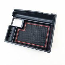 Auto Zentrale Lagerung Armlehne Box Lagerung Box für Nissan X-trail X Trail XTrail T32 Rogue 2014-20 zubehör ABS Verstauen Aufräumen