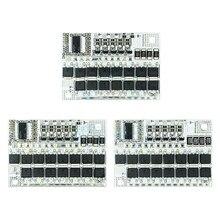 Защитная печатная плата для литий-ионных и литий-полимерных аккумуляторов 3s/4s/5s Bms 12v 16,8 v 3,2 v/3,7 v 100a