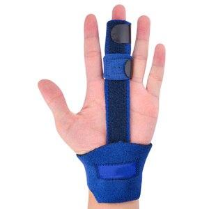 Бандаж на палец для облегчения боли, дышащая защита пальцев для защиты суставов, защитный рукав для травм, сломанные пальцы