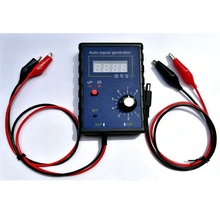 Generador de simulador de señal de vehículo y Sensor de posición de cigüeñal medidor de señal 2Hz a 8KHz