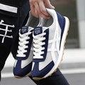 2020 primavera novos homens sapatos de moda leve sapatos casuais homens aumento confortável legal andando tênis homem tenis masculino