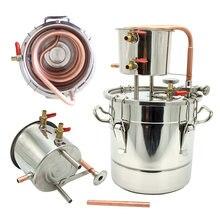 Аппарат moonshine дистиллятор пивоваренное оборудование 12 л