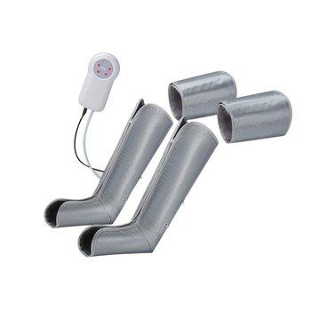 Foot Calf Massager Circulation Leg Wraps Massage Air Pressure Compression Ankle Air Compression Leg Massager