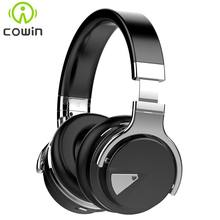 Original Cowin E7 ANC bluetooth Headphone wireless bluetooth headset Earphone for Phones Active Noise Cancelling headphones(China)