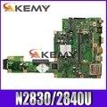 NEUE Akemy X553MA MAIN_BD._ 0M/N2830/2840U Für ASUS A553M X503M F503M X553MA X503M X553M F553M F553MA laptop motherboard 100% test-in Motherboards aus Computer und Büro bei