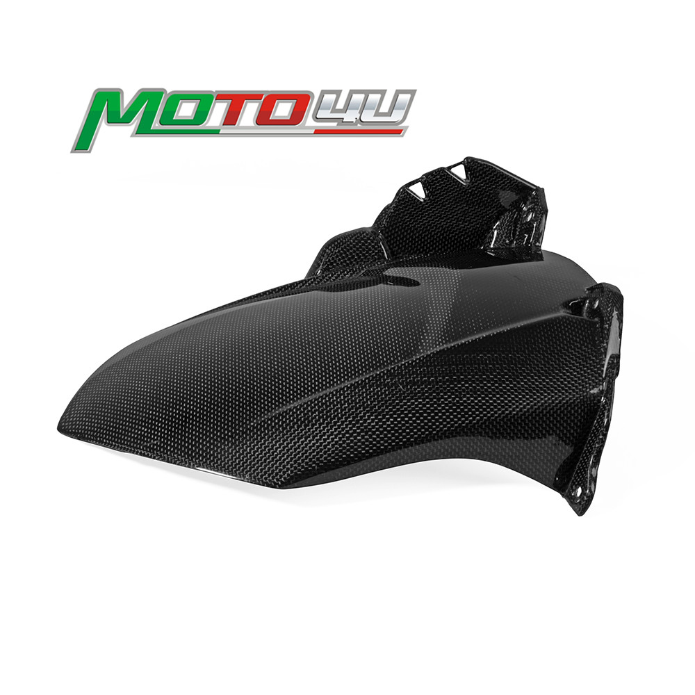 New Carbon Fiber Rear Tire Hugger Mud Guard Fender <font><b>Fairing</b></font> Cowl For <font><b>Yamaha</b></font> YZF <font><b>R1</b></font> 2007 <font><b>2008</b></font> image