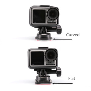 Image 4 - osmo action camera Mount 3M Adhesive Sticky Curved / Flat surface / fixed Base  for dji osmo action camera Accessories