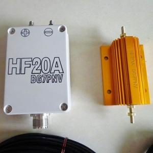Image 2 - HF20A HF 1.5 30MHz 100W antenne à ondes courtes pleine bande antennes Radio