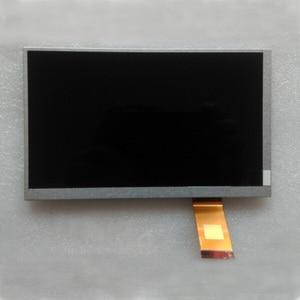 Latumab New 7 inch TFT LCD HSD070IFW1 HSD070IFW1-A00 7 lcd screen 40 pin 1024*600 Free Shipping
