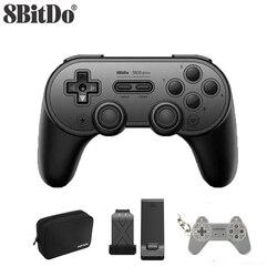 8Bitdo SN30 Pro+ Bluetooth wireless  Gamepad Controller 8bitdo SN30 Pro plus for Windows Android macOS Nintendo Switch Steam