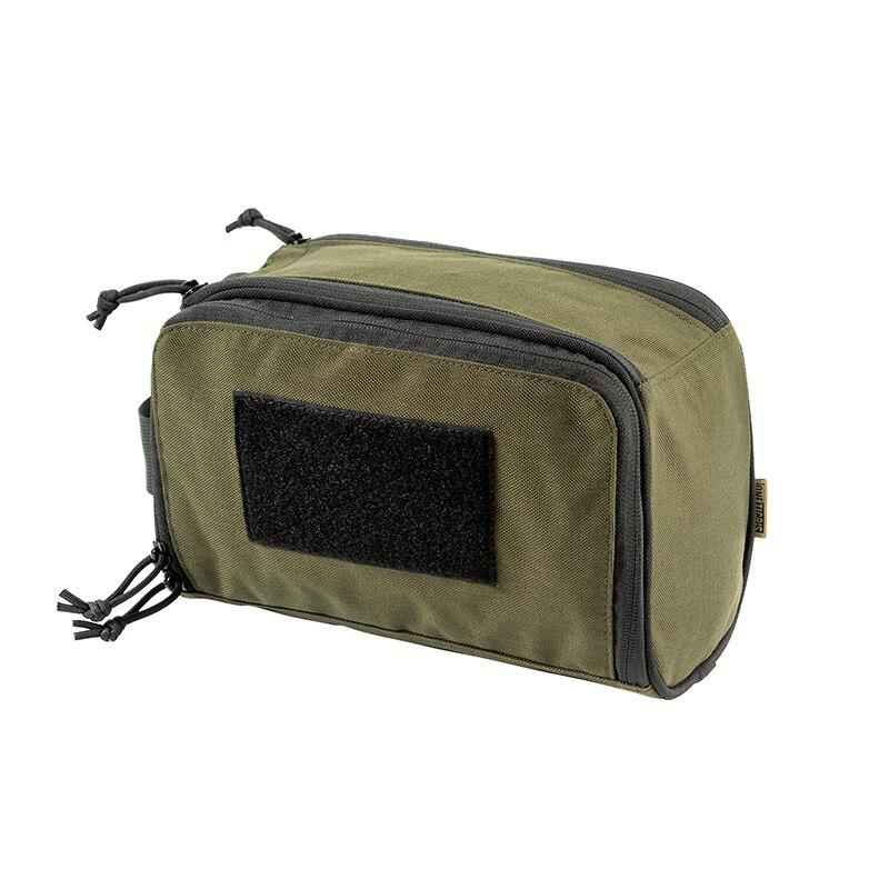 OneTigris Tacti-Tech Men's Utility Organizer Bag Travel Pouch Electronics Accessories Bag For Travel Kit Travel Toiletry Pouch
