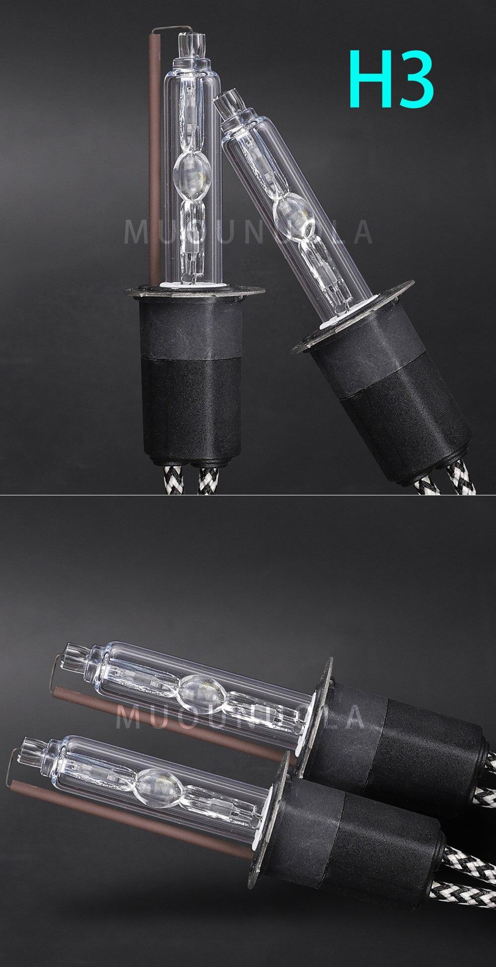 35w 55w hid lâmpada xenon 12v h1